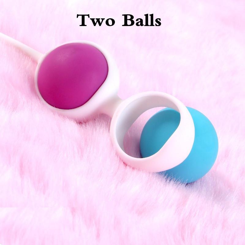 Отличный набор вагинальных шариков (сменные) 2 шт, фото 1