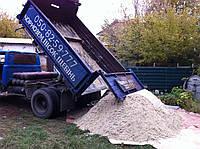 Песок строительный,машина песка