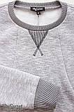 Платье для беременных и кормления SAVA WARM DR-47.122 серый меланж размер S, фото 7