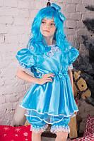 Костюм для девочки Мальвина | Новогодний костюм Мальвины
