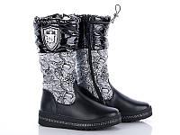 Зимние сапоги для девочки GFB (32-37) E3158-1