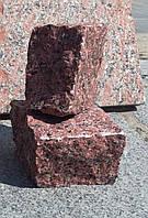 Брусчатка из гранита(колотая,лезники)