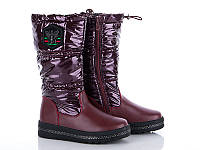 Зимние сапоги для девочки GFB (32-37) E3161-4