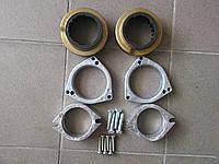 Проставки для поднятия клиренса Hyundai Accent, Kia Rio, Хюндай Аксент, Киа Рио комплект 2005-2011