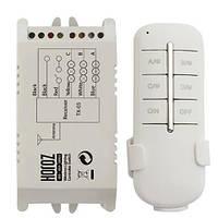 Пульт дистанційного керування 3 каналу Horoz Electric CONTROLLER-3