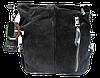Женская сумочка из натуральной замши GALANTY с молнией ТIА-027288