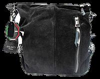 Женская сумочка из натуральной замши GALANTY с молнией ТIА-027288, фото 1