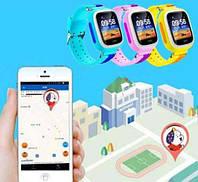 Детские умные часы с GPS трекером Smart Baby Watch Q80