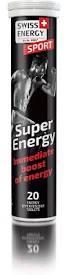 Шипучі вітаміни Swiss Energy SUPER ENERGY