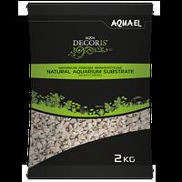 Грунт Aquael Aqua Decoris для аквариума натуральный 1.4-2 мм, 10 кг