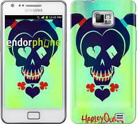 "Чехол на Samsung Galaxy S2 Plus i9105 Harley Quinn Отряд самоубийц ""4014c-71-716"""