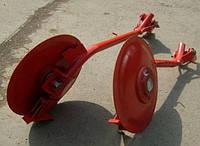 Сошник дисковый СД 00.200 (короткий). Сошник дисковий СД 00.200 (короткий). Запчасти к сеялкам СПУ, фото 1