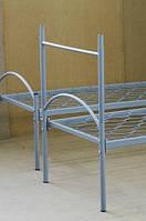 Кровать металическая двухьярусная, 190х70, разборная, трансформер ЕКП
