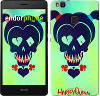 "Чехол на Huawei P9 Lite Harley Quinn Отряд самоубийц ""4014c-298-716"""
