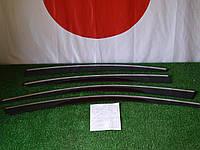 Комплект ветровиков(дефлекторов) боковых стекол legacy B14 BM9. Япония