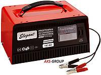 Трансформаторное ЗУ 12V 5А для авто и мото АКБ Elegant Maxi EL 100 460