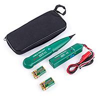 Кабельный тестер-трассоискатель Mastech MS-6812. Поиск скрытой проводки