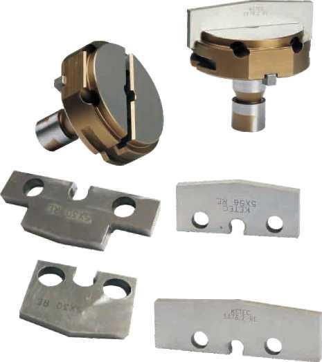Лезвие пуансона, Quick set tool, размер 56×5 мм