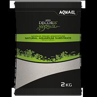 Грунт Aquael Aqua Decoris для аквариума кварцевый 0.1-0.3 мм, 10 кг