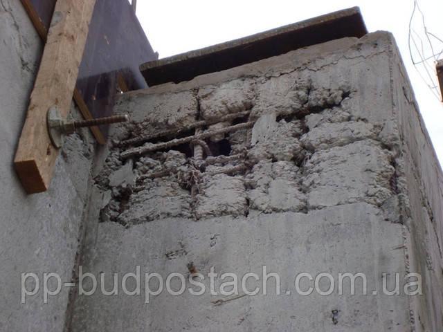 Дефекты бетонных конструкций и какие способы их устранения