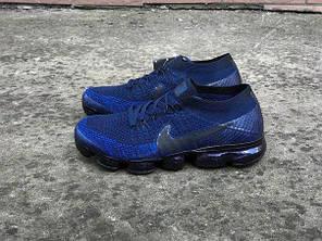 Мужские кроссовки Nike VaporMax Blue, Найк ВапорМакс, фото 2
