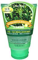 """Гель-скатка (пилинг) Shilibao """"Зеленый чай"""", 125г"""