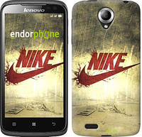 "Чехол на Lenovo S820 Nike 8 ""1025c-52-716"""