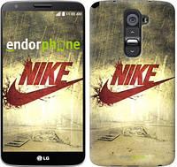 """Чехол на LG G2 Nike 8 """"1025u-37-716"""""""