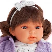 Кукла Эни Меленита брюнетка Antonio juan, 37 см
