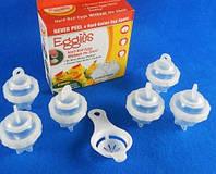 Формы для варки яиц без скорлупы яйцеварка Eggies