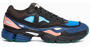 Кроссовки Adidas Raf Simons Azweego Black Pink Blue