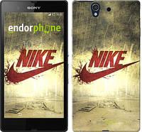 "Чехол на Sony Xperia Z C6602 Nike 8 ""1025c-40-716"""