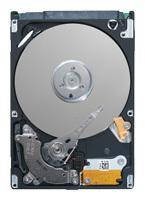 """Жесткий диск Seagate 250 Gb Momentus 5400, для ноутбука, 2,5"""", SATA/300, буфер 8 Мб, скорость вращения 5400"""