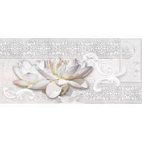 Керамическая плитка Интеркерама RENE декор серый Д 153 071-1 23х 50 см цена за 1 шт