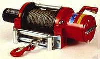 Лебедка E14PRO 24V с длинным барабаном