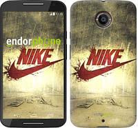 "Чехол на Motorola Moto X2 Nike 8 ""1025u-372-716"""