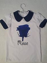 Блузы, рубашки, футболки, майки для девочек