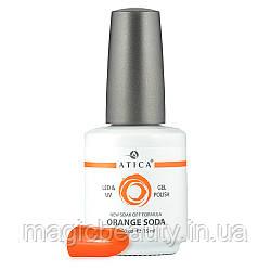 Гель-лак Atica Orange Soda 03, 15 мл