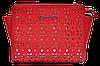Женская сумочка на плечо MK красного цвета GGА-000388