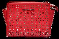 Женская сумочка на плечо MK красного цвета GGА-000388, фото 1