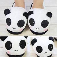 Тапочки домашние Панда женские/мужские