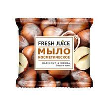 Мыло косметическое Hazelnut & Cocoa 75г