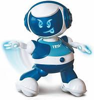 Интерактивный робот DISCOROBO – ЛУКАС (танцует, озвуч. рус. яз., синий) (TDV102)