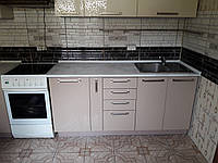 Кухня з фасадами постформінг, фото 1