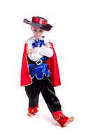 Новогодний костюм Кот в сапогах | Костюм карнавальный Кот в сапогах