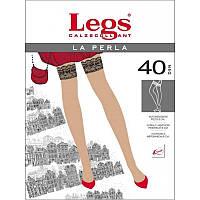 Legs 40 den , капроновые чулки на силиконе.