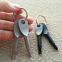 Брелок отвертка для ключей: крестовая и плоская!, фото 1
