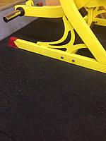 Резиновый коврик для спортзала (7мм)