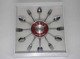 Часы «Вилки Ложки»