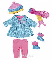 Набор одежды для куклы Baby Born  Прохладный Денек